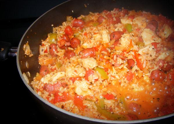 easy cajun jambalaya recipe yummly easy creole jambalaya recipe yummly ...