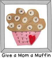 If You Give A Mom A Muffin Craft