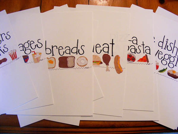 pretty unpretentious free printable recipe cards yeah baby