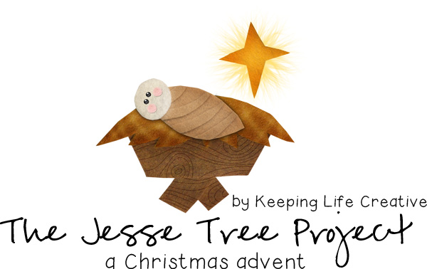 photo relating to Jesse Tree Ornaments Printable identify The Jesse Tree Introduction Job - Holding Lifestyle Imaginative