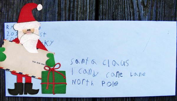 Writing To Santa Keeping Life Creative