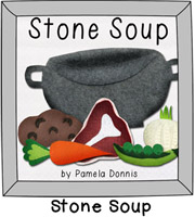 ... stone soup printable story develop an awareness of stone soup