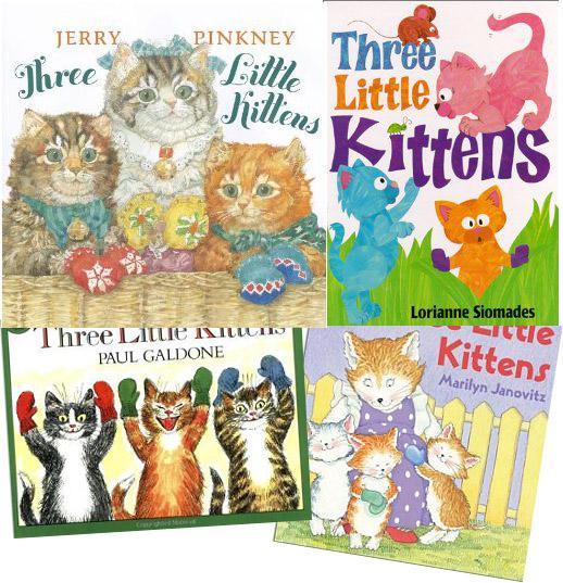 how to make nesting kittens craft activities