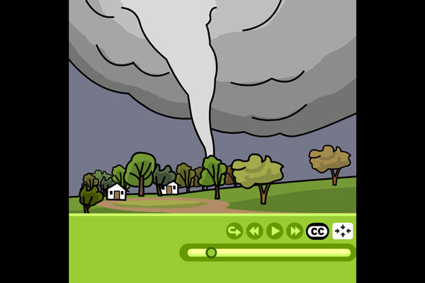 Brainpop on Tornadoes