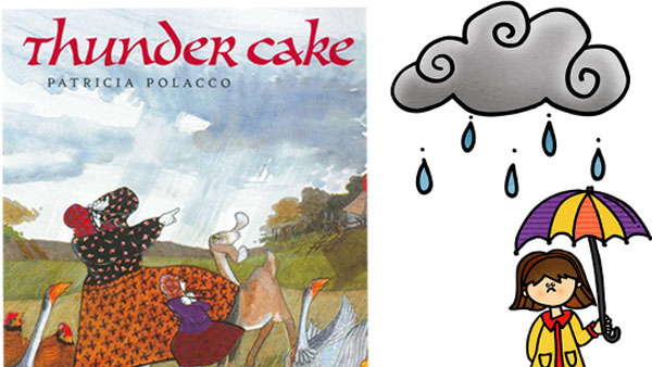 Lessons Learned from Thunder Cake - Keeping Life Creative