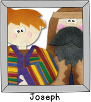 craft ideas for joseph and his brothers printable story sets keeping creative 8037